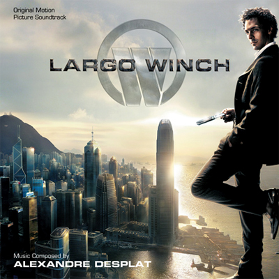 LARGO WINCH BLU-RAY